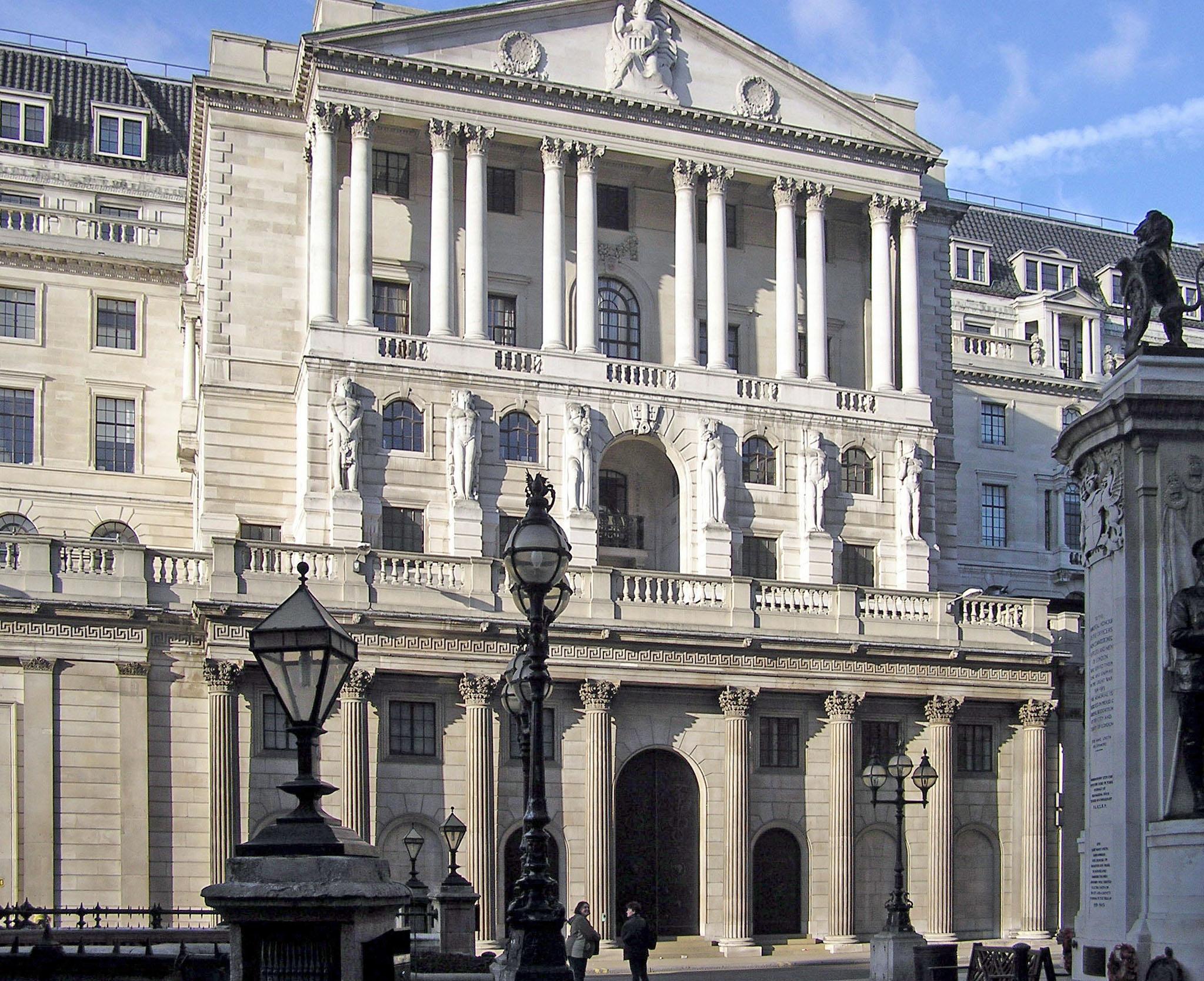 Dalla Banca centrale d'Inghilterra potrebbero arrivare presto notizie sul rialzo dei tassi UK.