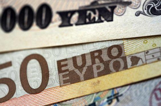 cambio euro/yen