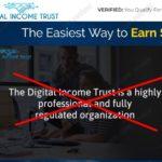 Digital Income Trust: Analisi di una truffa